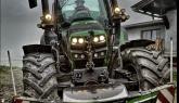 Tractorbumper Frontgewicht Traktorgewicht Deutz-Fahr Österreich