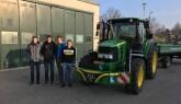 Tractorbumper Frontgewicht Fahrschulen Österreich