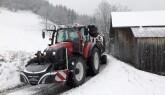 Tractorbumper Frontgewicht Forst Holzschlägerung Agrar Österreich